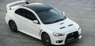Mitsubishi Lancer Evo Final Edition -SoyMotor