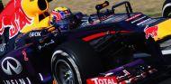 Mark Webber en el GP de Hungría