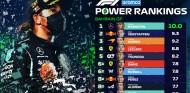 Power Rankings tras Baréin: '10' para Hamilton; Alonso y Sainz en el Top 10 . SoyMotor.com