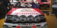 El taller de Carlos Sainz: el piloto a través de tres de sus coches - SoyMotor.com