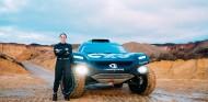 Rosberg ficha a la campeona de rallies Molly Taylor para la Extreme E - SoyMotor.com