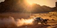 La Extreme E no hace prisioneros en la Clasificación 1 del Desert X Prix