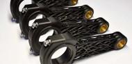 Bielas de carbono fabricadas en 3D - SoyMotor.com
