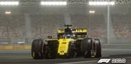 Daniel Ricciardo en el videojuego F1 2019 - SoyMotor
