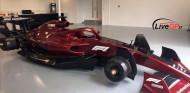Salen a la luz las primeras fotografías de un Fórmula 1 de 2022 - SoyMotor.com