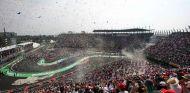 Aficionados durante el GP de México en 2017 - SoyMotor.com