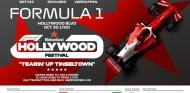 Cartel del festival de Fórmula 1 en Hollywood - SoyMotor