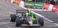 Massa en el Lotus 97T - SoyMotor.com