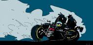 El accidente de Fernando Alonso en Australia 2016 - SoyMotor