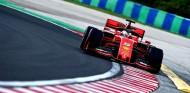 Sebastian Vettel en el GP de Hungría F1 2019 - SoyMotor