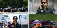 Alonso y Sainz pendientes de Renault-McLaren-Honda-Toro Rosso - SoyMotor.com
