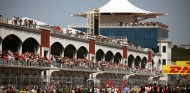 Parrilla de salida del GP de Turquía 2011 - SoyMotor.com