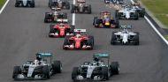 Mercedes apenas apareció en pantalla - LaF1
