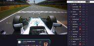 Captura de pantalla del sistema F1 TV PRO – SoyMotor.com