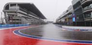 La segunda carrera de F3 en Rusia, cancelada por la lluvia