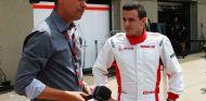 Fabio Leimer en el pasado Gran Premio de Canadá - LaF1