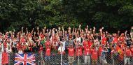 Aficionados en Monza - SoyMotor.com