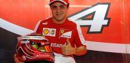 Felipe Massa estrenará diseño de casco para elGP de Brasil 2013 - LaF1