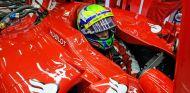 Felipe Massa en el Ferrari F138 - LaF1