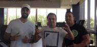 Massa después de un entrenamiento en una imagen subida en su cuenta de Instagram - SoyMotor