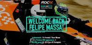 Massa confirma su participación en la próxima Race of Champions - LaF1