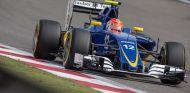 Nasr en los entrenamientos libres del GP de China - LaF1