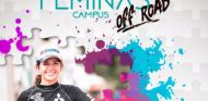 Cartel del Campus Féminas Off Road - SoyMotor.com