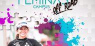 Cartel del Campus Féminas Off Road - SoyMotor.com