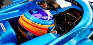 Paso adelante de Alpine en Imola; autoevaluación de Alonso - SoyMotor.com