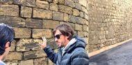 Alonso visita el circuito de Bakú - LaF1
