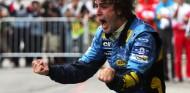 Las mejores carreras de Fernando Alonso con Renault - SoyMotor.com