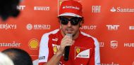 Fernando Alonso en Interlagos - LaF1