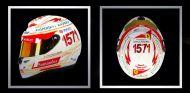 Casco que Fernando Alonso usará en la India - LaF1