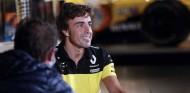 """Alonso no condiciona su continuidad: """"Estoy contento pase lo que pase"""" - SoyMotor.com"""