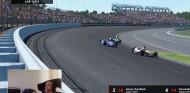 Fernando Alonso en la Indianápolis virtual - SoyMotor.com