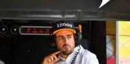 Fernando Alonso en el GP de Italia F1 2019 - SoyMotor.com