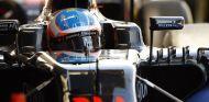 Fernando Alonso durante los libres del GP de España - LaF1