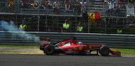 Fernando Alonso en el momento de su abandono - LaF1