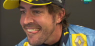"""Vuelve el Fernando Alonso más animal: """"Ya puedo usar el instinto"""" - SoyMotor.com"""