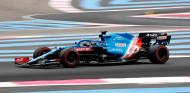 """Alonso: """"No sé si estamos en la misma liga que Ferrari, a ver qué podemos hacer"""" - SoyMotor.com"""