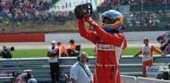 Fernando Alonso se olvida de Ferrari en las redes sociales - LAf1.es