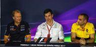 GP de España F1 2017: Rueda de prensa del viernes - SoyMotor.com