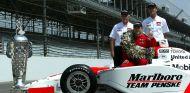 Gil de Ferran, vencedor de Indianapolis 2003 - SoyMotor