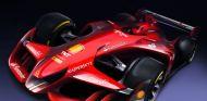 Coche conceptual de la Scuderia - LaF1