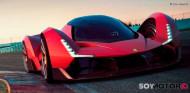 Ferrari probará su hypercar de Le Mans por primera vez en mayo de 2022 - SoyMotor.com