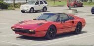 Ferrari 308 GT eléctrico - SoyMotor.com