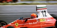 Niki Lauda con el Ferrari 312T en Suecia - SoyMotor