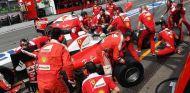 Ferrari puede quedarse sin celebraciones esta temporada - SoyMotor