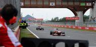 Fernando Alonso durante el Gran Premio de Corea - LaF1