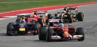 Fernando Alonso en el Circuit of the Americas - LaF1